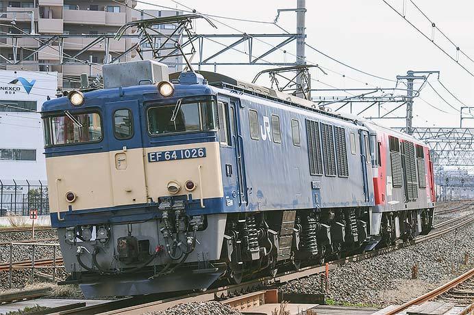 DF200-205が甲種輸送される