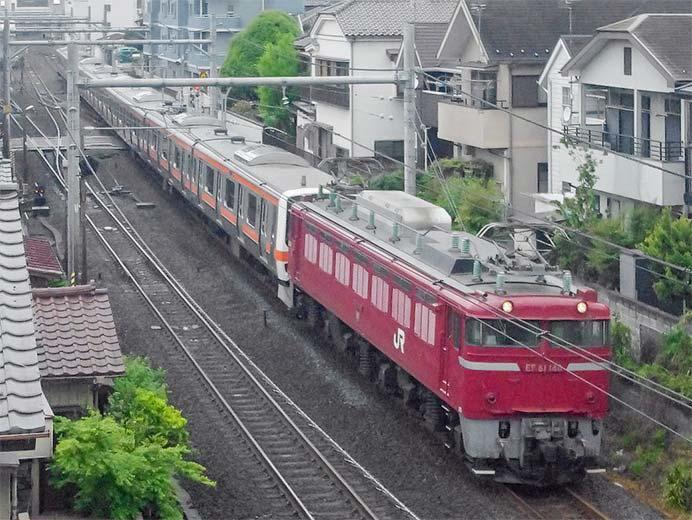 209系もとC512編成が秋田総合車両センターから出場