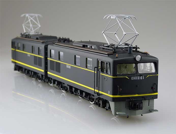 アオシマ,「国鉄直流電気機関車 EH10」を発売
