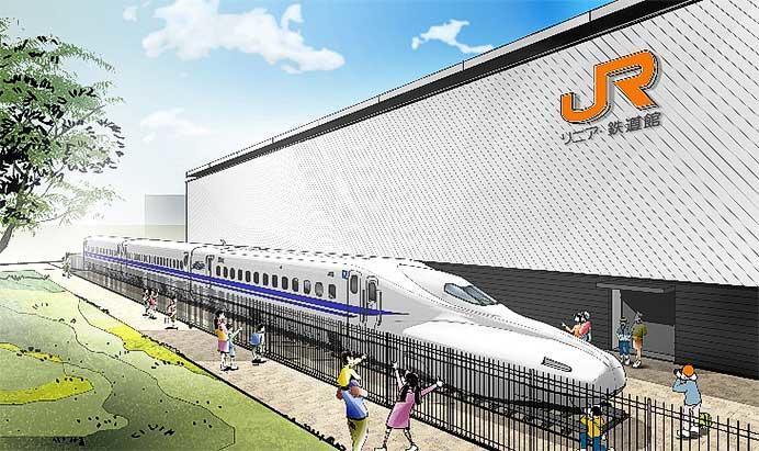 リニア・鉄道館,7月17日からN700系量産先行試作車を展示