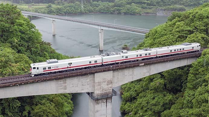 キヤE193系「East i-D」が会津鉄道を検測