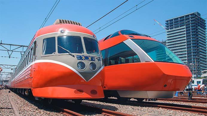 『小田急ファミリー鉄道展2019』開催
