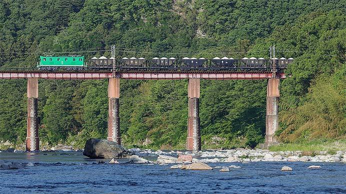 秩父鉄道デキ505,通常運用を開始
