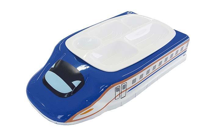 新幹線ランチプレート「W7系」発売