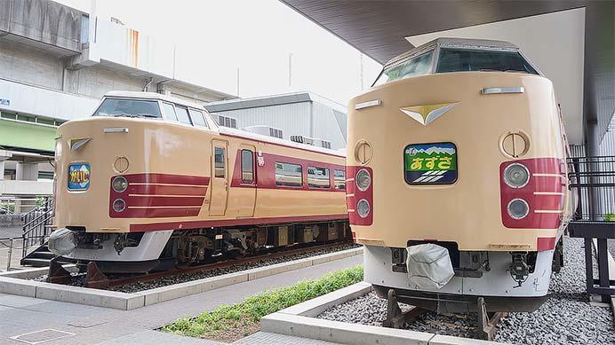 鉄道博物館で豊田運輸区の社員によるイベント開催