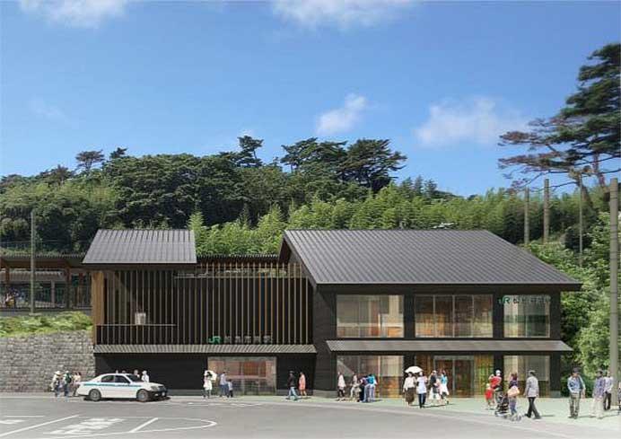 JR東日本,仙石線松島海岸駅の整備に着手