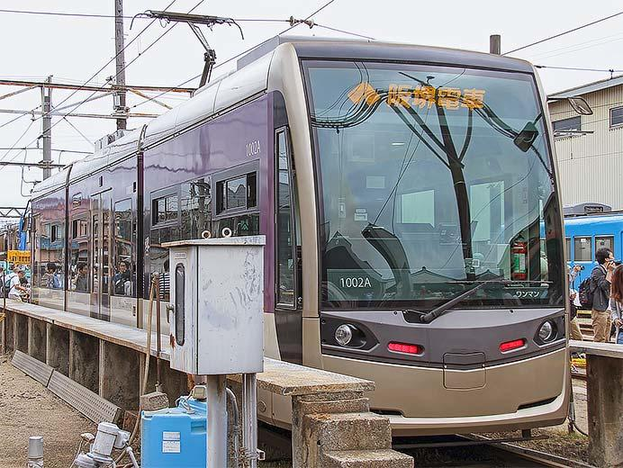 阪堺電気軌道で『第21回 路面電車まつり』開催