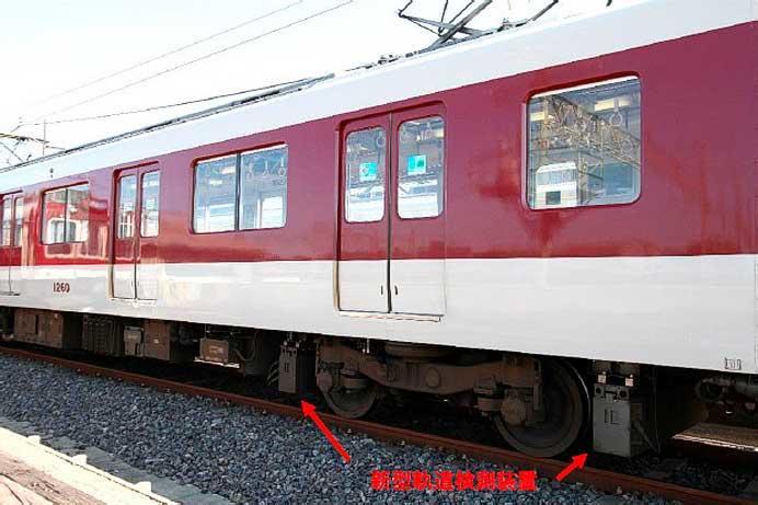 近鉄,新形軌道検測装置を営業車両に導入