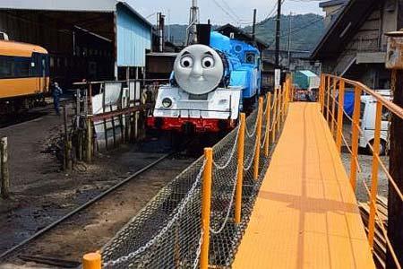 大井川鐵道,きかんしゃトーマス号