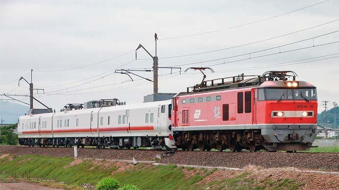 キヤE193系「East i-D」がJR東日本に返却される