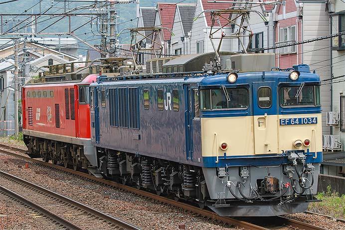 EF510-22が稲沢から吹田へ