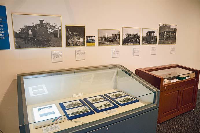 鉄道博物館で「岩崎・渡邊コレクション」が公開される