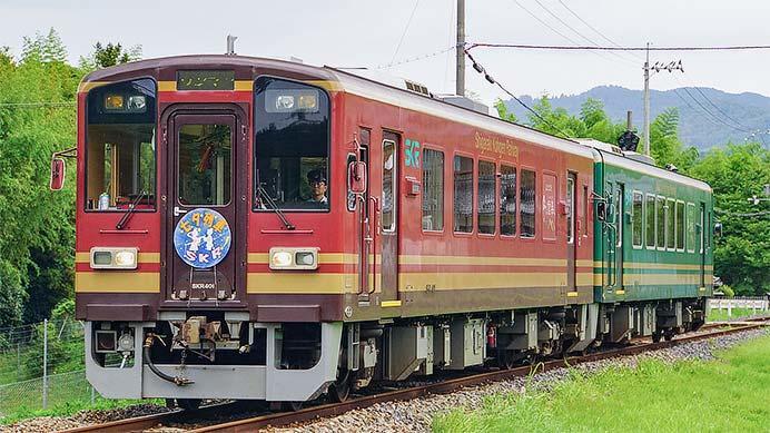 信楽高原鐡道で「七夕列車」運転