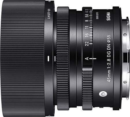 「SIGMA 45mm F2.8 DG DN|Contemporary」
