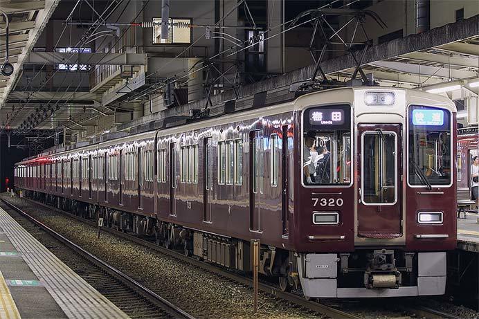 阪急京都線で『祇園祭』にあわせた臨時列車運転