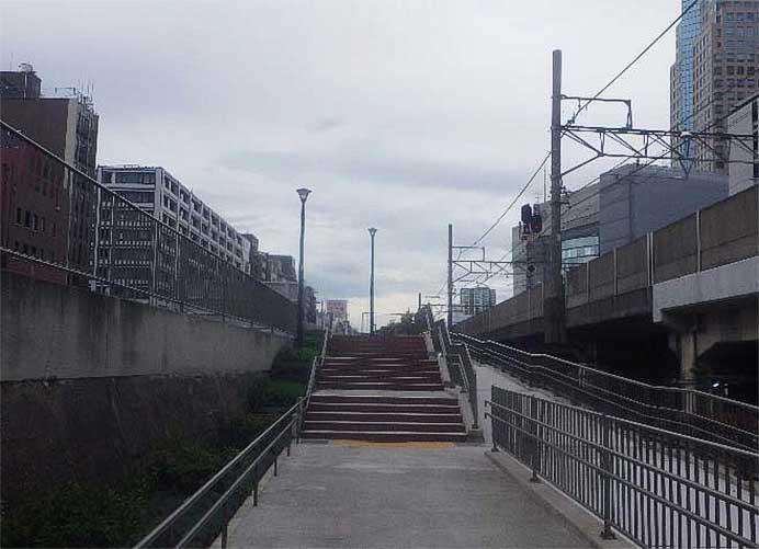 東横線跡地