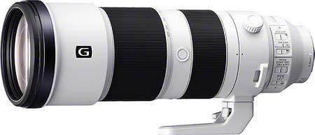 ソニー,「FE 200-600mm F5.6-6.3 G OSS」を7月26日に発売