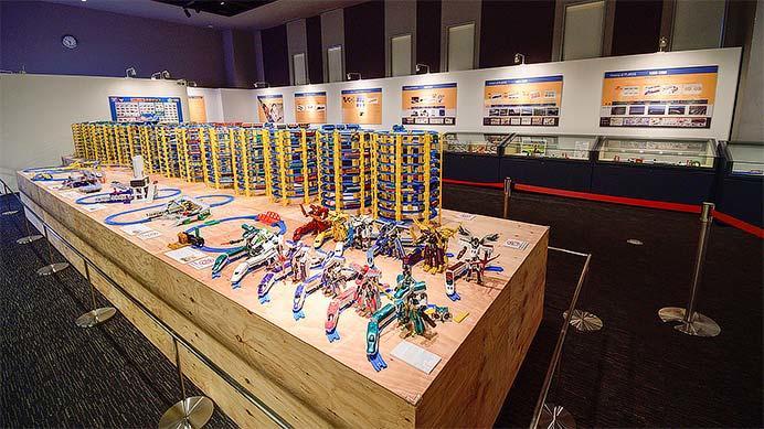 鉄道博物館で『プラレール60周年記念展』開催