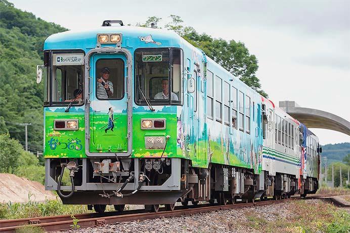 『第11回ふるさと銀河線りくべつ鉄道まつり』にともなう臨時列車運転