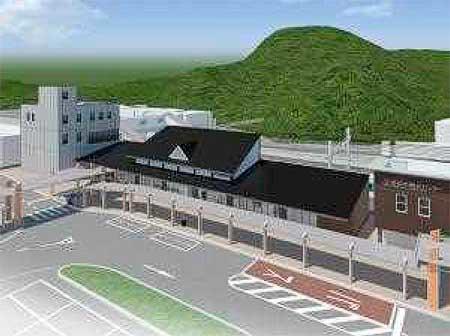 JR西日本,7月23日から紀勢本線 紀伊田辺駅新駅舎の使用を開始