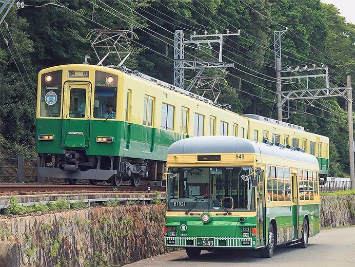 『復刻塗装車両&神都バス撮影会ツアー』開催