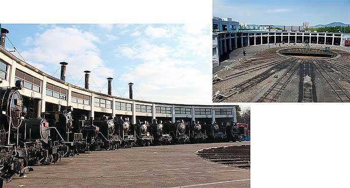 「京都鉄道博物館の蒸気機関車と検修施設群」が日本機械学会の「機械遺産」に認定される