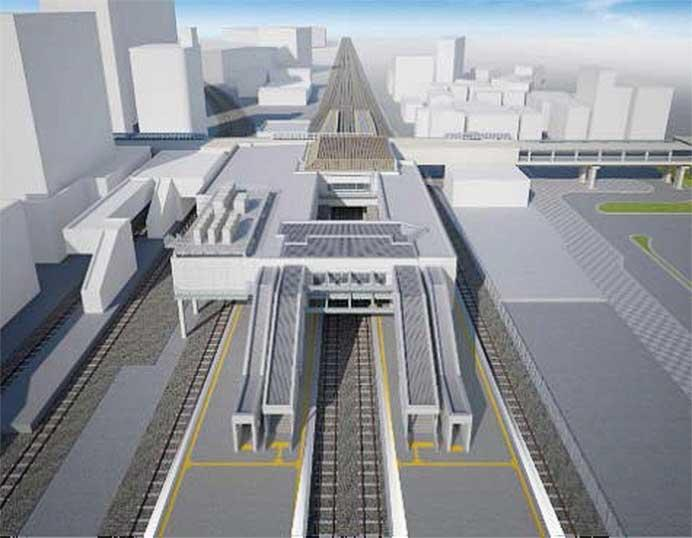 JR東海,東海道本線刈谷駅の改良に着手