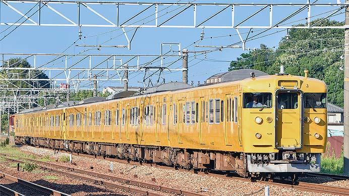 山陽本線で花火大会開催にともなう臨時列車運転