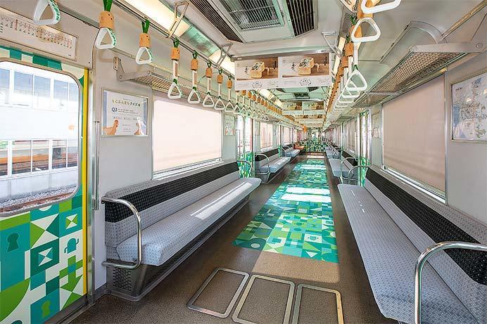 近鉄南大阪線などで「こふん列車」を運転