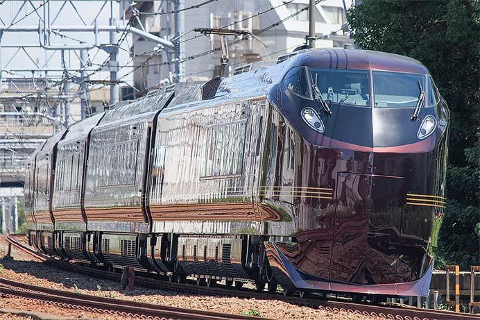 令和初のお召列車運転