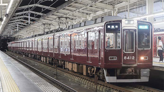 阪急で『第31回なにわ淀川花火大会』にともなう臨時列車運転