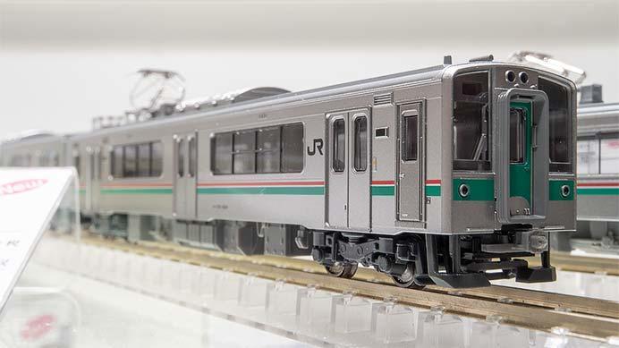 701系1000番台 仙台色