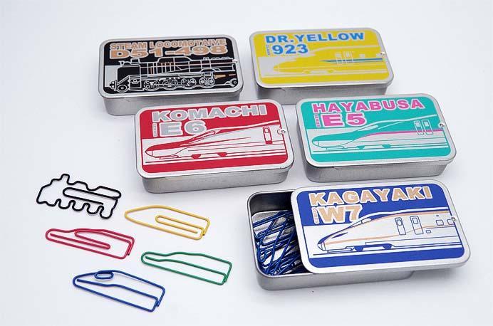 「鉄缶クリップ(全5種)」発売