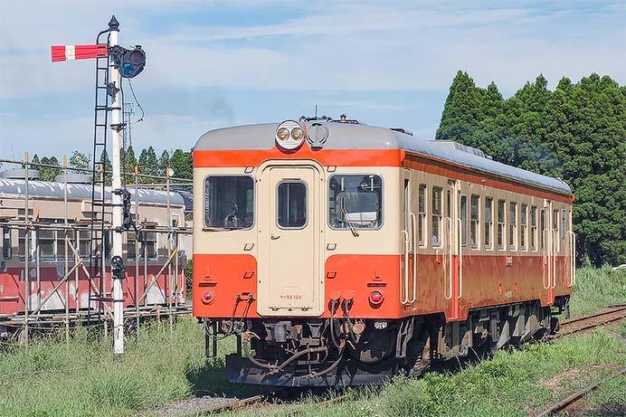 キハ52 いすみ鉄道
