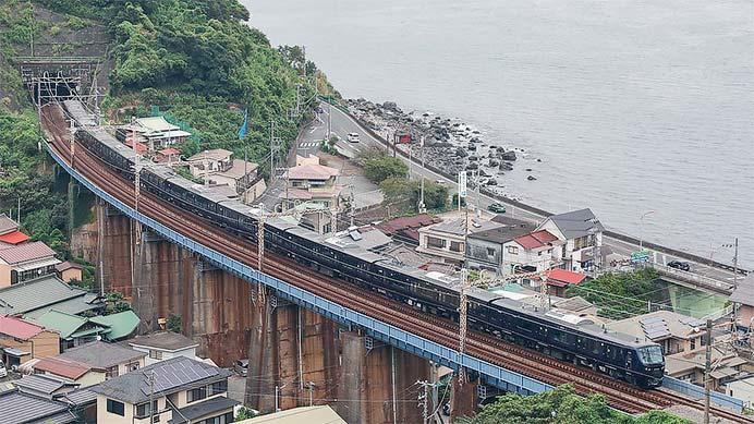 相鉄12000系が東海道線で試運転