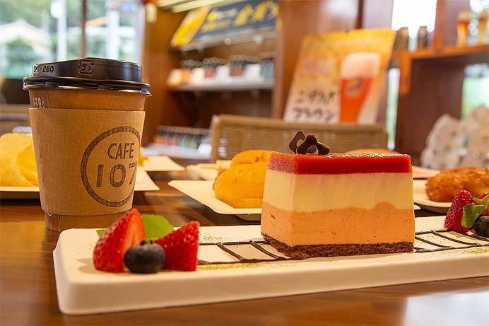 「えれんなごっそ CAFÉ107」がオープン