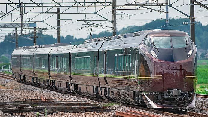 常磐線でE655系による試運転