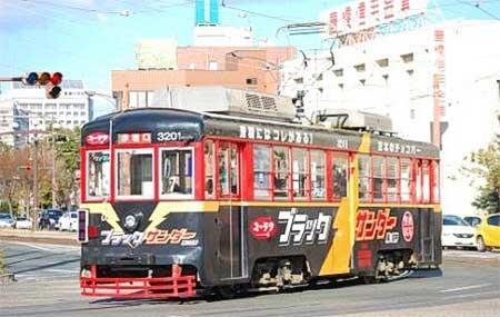 代替でモ3201号の営業運用を9月19日に終了