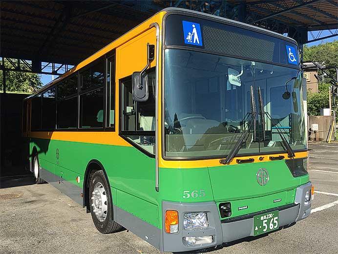 北恵那交通,北恵那鉄道復刻デザインバスの運転を開始