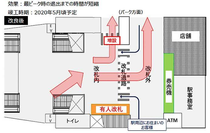 JR西日本,JRゆめ咲線(桜島線)の輸送力強化・混雑緩和を実施へ