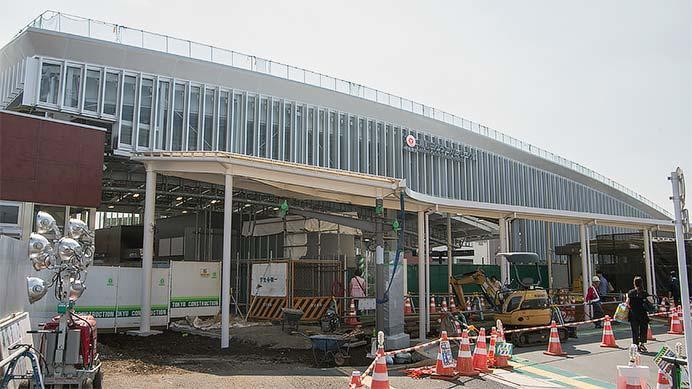 田園都市線南町田駅が南町田グランベリーパーク駅に名称変更される