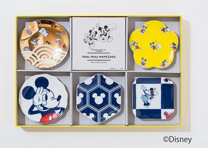 JR九州,『Go! Waku Waku Trip with MICKEY』プロジェクト オリジナルグッズ新商品を発売