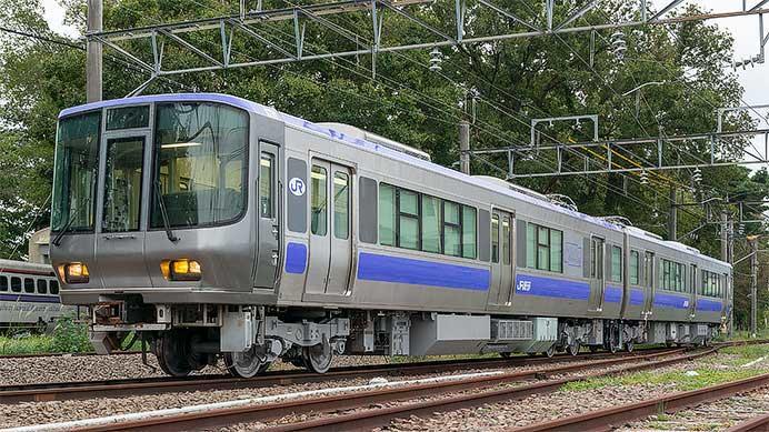 鉄道総研,燃料電池ハイブリッド試験電車を公開