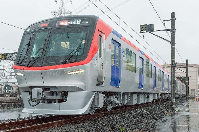 首都圏新都市鉄道 TX-3000系