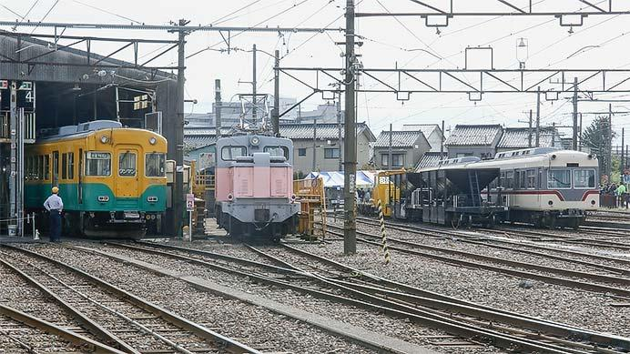 富山地鉄で『ちてつ電車フェスティバル』開催