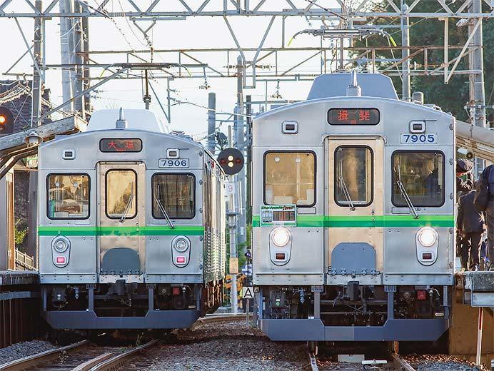 養老鉄道7700系TQ05編成が営業運転を開始