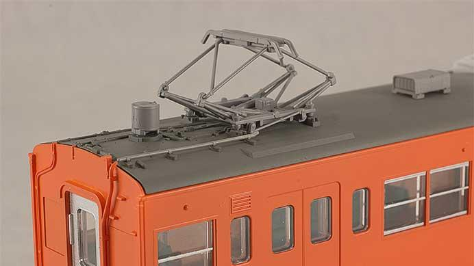 PLUM,JR東日本201系を1/80スケールで製品化