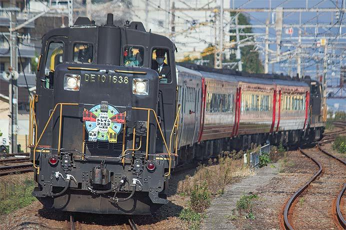 日豊本線で『がちゃ列車』運転