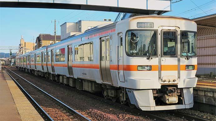 高山本線で『岐阜基地航空祭』にともなう輸送力増強