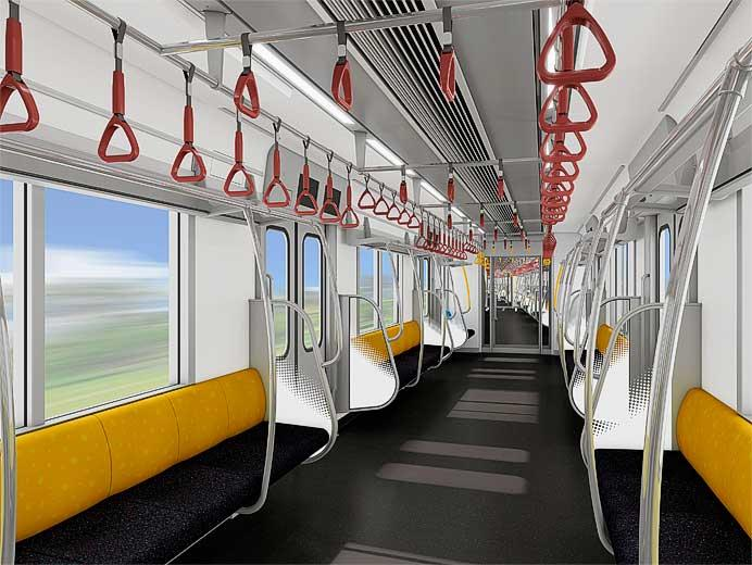 東京メトロ17000系,2020年度下半期から営業運転を開始へ